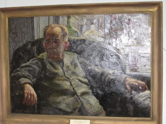 Семён Скопцов. Портрет коллекционера Петра Кремера