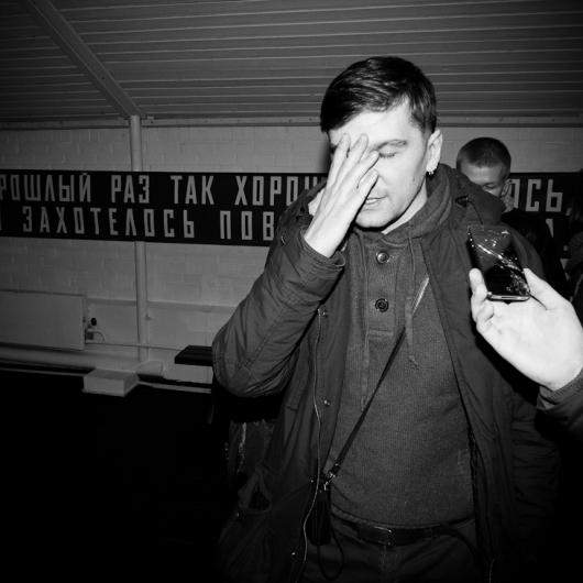 Вижу художника Кирилла Шаманова