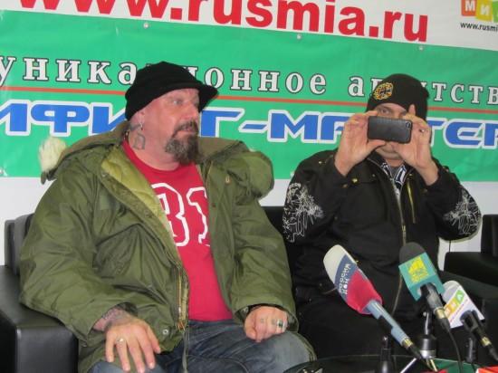 Айрен Мэнд в Ростове