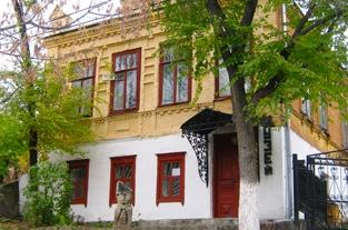 Дом казака Устинова