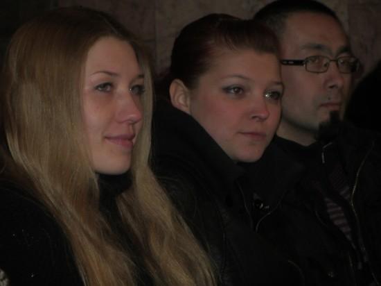 Спящая красавица - Дарья Истомина, фея - Анастасия Уланова, папа-король - Ильнур Исламгулов