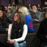 Генеральная репетиция кино-весны в Ростове