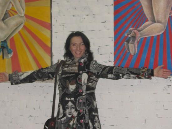 Оксана Бегма, художник