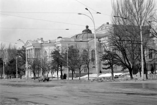 Театр на Свободе. Фото сайта temernik.ru