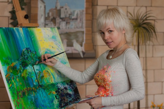 Женя Кобурнеева