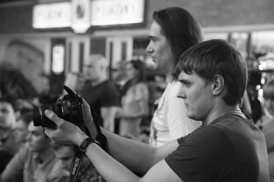 """Cергей Шнуров и группировка """"Ленинград"""" в Ростове-на-Дону."""