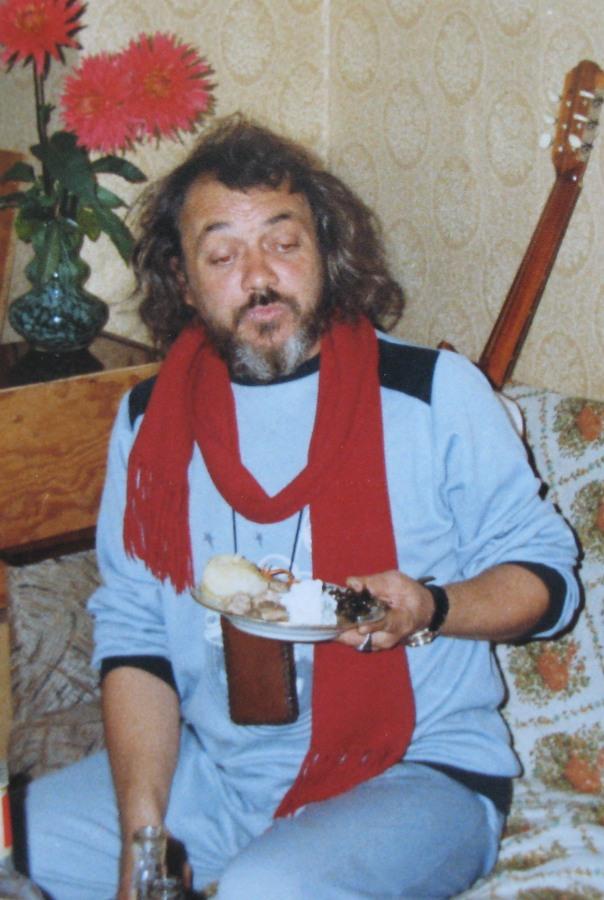 Бард и поэт Геннадий Жуков. The bard and the poet Gennady Zhuk