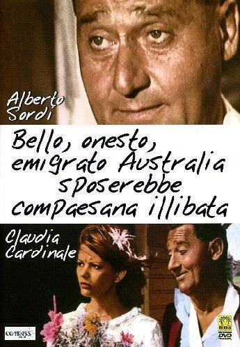 Красивый, честный эмигрант в Австралии хотел бы жениться на...