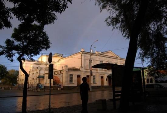 ZmeiRadugaпривезли с собой в Таганрог настоящий ураган