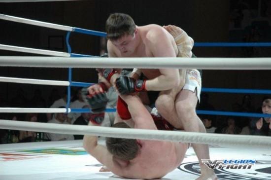 Ростове состоится Чемпионат по боевому смешанному единоборству Legionfight XI.