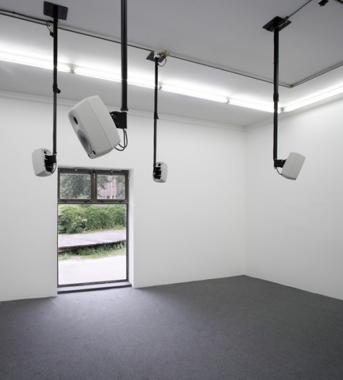 Florian Hecker. Dark Energy, 2007