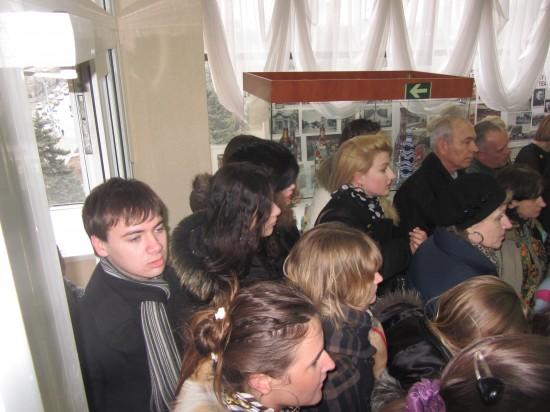 Выставка Татьяны Неклюдовой в Ростове-на-Дону