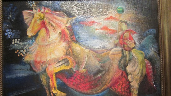 в Ростове-на-Дону открылась экспозиция тбилисской художницы Гаянэ Хачатурян.