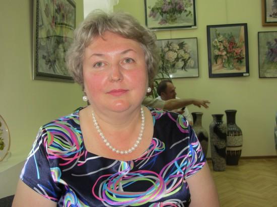 Елена Лезина - художница