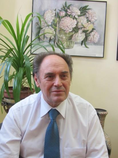 Супруг -архитектор Анатолий Шмагин