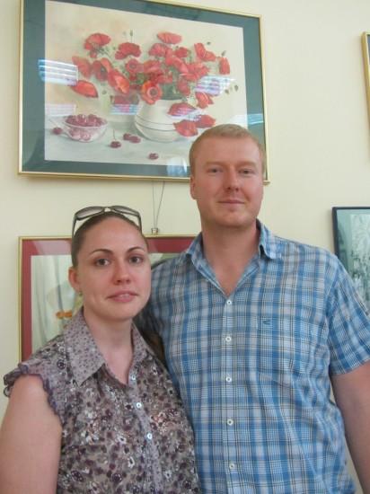 Невестка и сын Елены