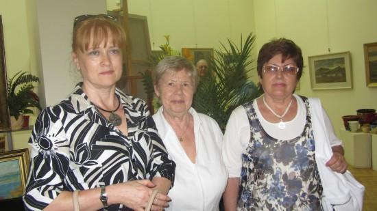 В центре - Лидия Николаевна Лемешева.