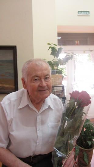 Владимир Николаевич Лемешев – заслуженный художник РФ