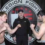 В Ростове состоится Чемпионат по боевому смешанному единоборству Legionfight XI.