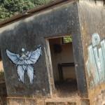 Ростов узнает как расписывать крылья бабочки