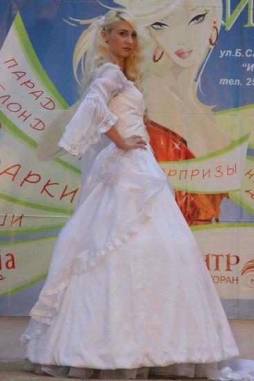Ростов-на-Дону.3 июня. Cуперблондинка 2012