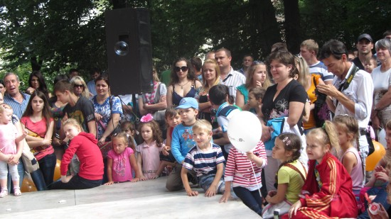Ростов- город мыльных пузырей