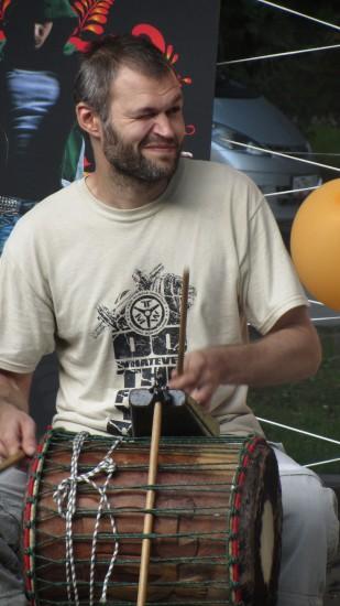 Школа африканских барабанов Джансо бит