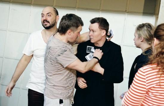 «Зойкина квартира» — это  музыкальный спектакль, но не мюзикл   в привычном смысле, и не в привычном смысле драма.