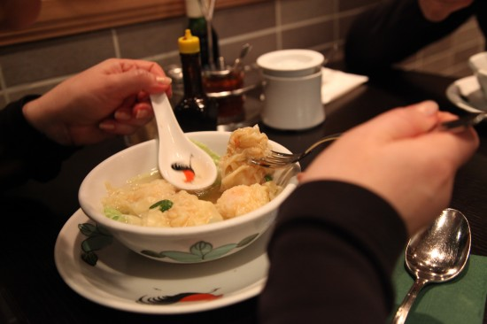 китайский ресторан в Амстердаме