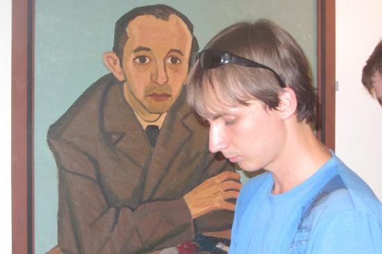 Выставка в музее ИЗО на Чехова