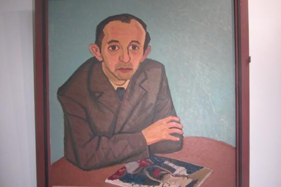 Тимофей Теряев. Портрет Марка Капшицера