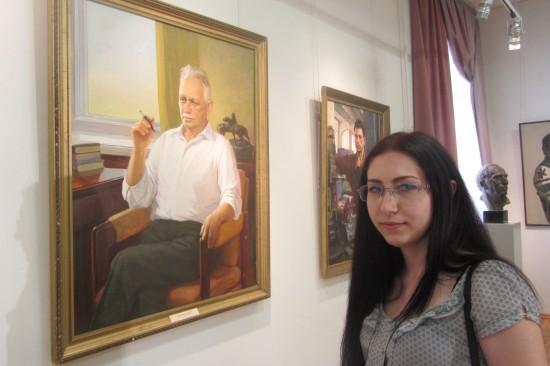 Музей ИЗО на Чехова 60 в Ростове