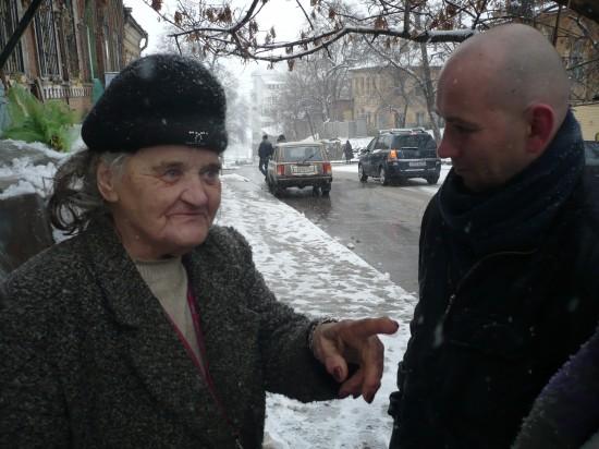 НЭП и Саша Расторгуев. Вспоминала и фотографировала Галина Пилипенко