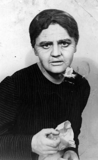 Эльфрида Новицкая - художница-примитивистка, поэтесса