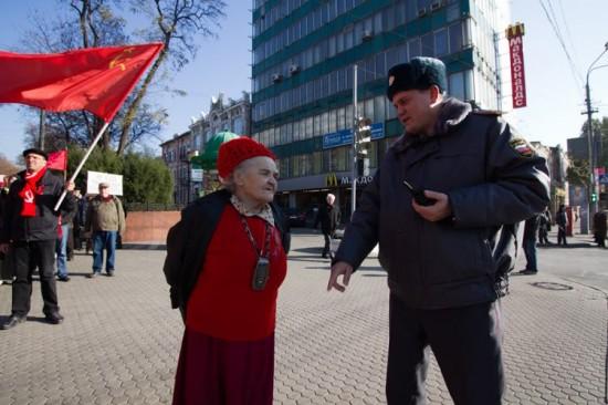 Эльфрида Павловна Новицкая. Фото: Андрей Крашеница