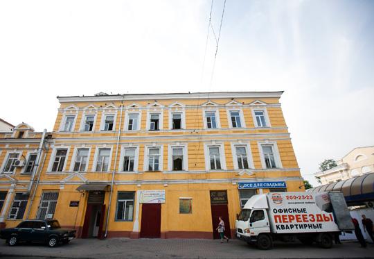 Здание профессионального лицея модной одежды № 21 Фото: А.Мартыненко/Ведомости