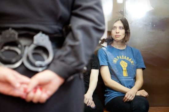 Суд над красавицами PUSSY RIOT полностью и безоговорочно проиграл Путин.
