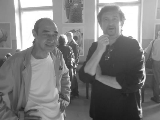 Вова Власов и Валерий Посиделов