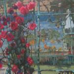 В Ростове — буйные цветы солнца