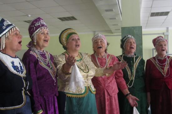 """ХОР """"ИВУШКА"""" Ростов"""