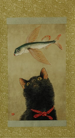 "Me and My Fish Dan. Выставка группы Синтел-Радунца ""Идентификация"""