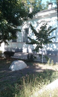 Памятник Артёмке, герою детских рассказов Ивана Василенко