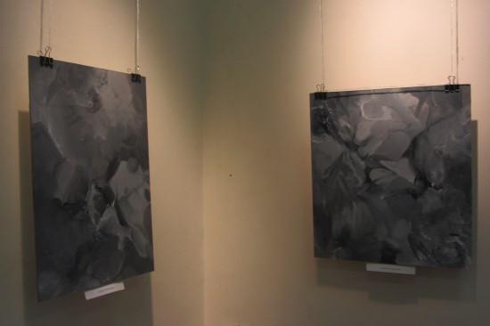 Музей  ИЗО. Работы Альберта Погорелкина