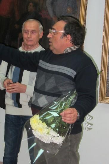 АЛЕКСАНДР РОМАНЕНКО ХУДОЖНИК-МОНУМЕНТАЛИСТ