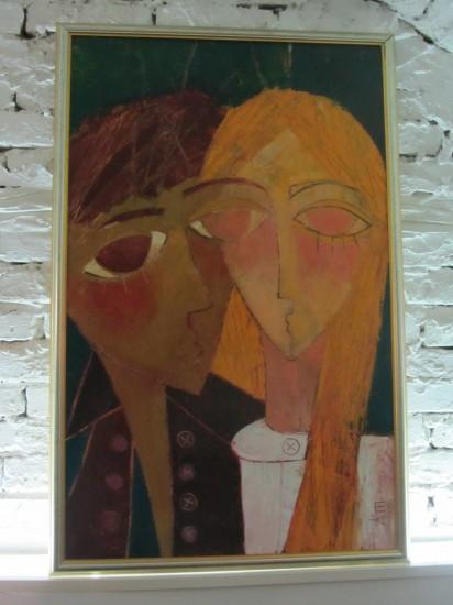 Анна Тарасенко выставка -  «Глаза». Ростов 2012