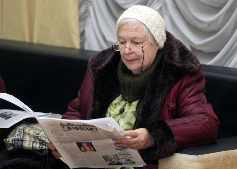 ПРЕПОДАВАТЕЛЬ Любовь Васильевна Шибаева. ФОТО: Сергей Казмин