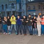 В Ростове прошел уникальный флэшмоб!