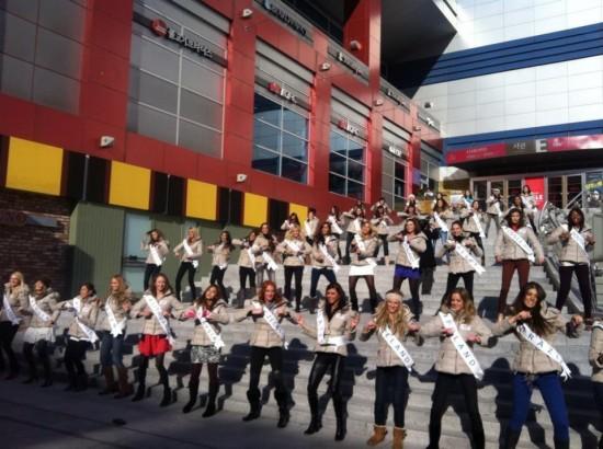 World Miss University 2012 (Seoul)