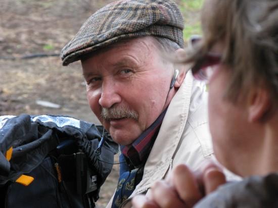 И, наконец, сам  оператор - Сергей Ковалёв