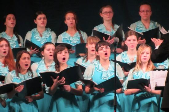 Большой рождественский благотворительный фестиваль продолжается в Ростове